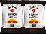 Burts Chips Jim Beam