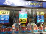 Poundworld administrator's sale