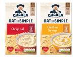 Quaker Oats revamp 2018