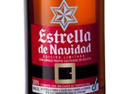 Estrella festive beer makes its UK debut