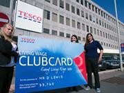 Tesco Living Wage