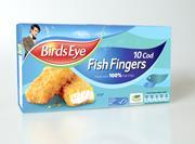 Doctor Who fish fingers