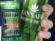 Cannabis drink