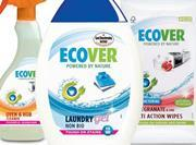 Ecover forms green cleaning global player with Method