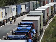 dover lorries