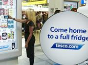 Tesco Gatwick virtual store