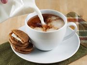 kenyan tea and biscuits