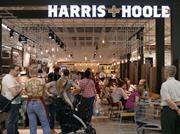 Harris + Hoole cafe Watford 