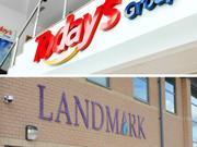 today's group landmark merger