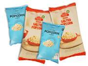 Marks & Spencer popcorn packaging