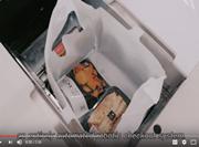 reji robo bagging area