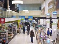 Tesco 22 supermarket aisle 2