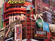 US American confectionery candy Hershey Reeses