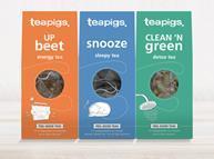 Teapigs Free Good Teas range 2017