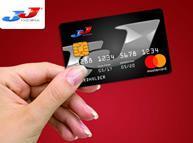 JJ Food creditcard