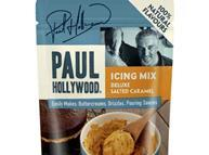 Paul Hollywood Deluxe Salted Caramel icing mix
