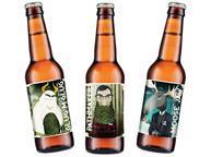 black sheep brewery craft beer bottles