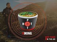 Hot Pot hiking marketing