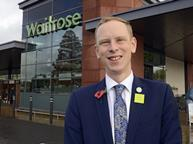 nick davis waitrose exeter