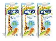 alpro growing up