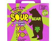 Bear Sour YoYos, Blackcurrant & Apple flavour