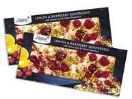 lidl deluxe lemon and raspberry semifreddo
