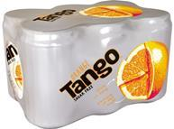 Tango Orange Sugar Free 330ml Can Multipack