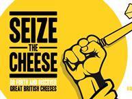 Seize the Cheese logo