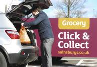 Sainsbury's Click & Collect