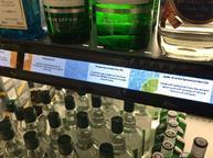 waitrose shelf edge video ticketing