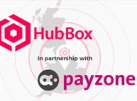 HubBox Payzone graphic web