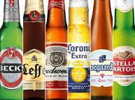 ab inbev beers
