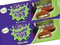 cadbury screme egg biscuits