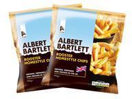 albert bartlett rooster chips frozen