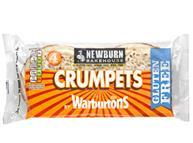 Newburn Bakehouse from Warburtons free-from crumpets
