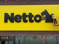 Netto sign Leeds