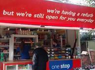 Barton One Stop pop up shop