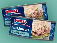princes msc certified tuna