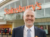 Ricahrd Easton Sainsburys store manager