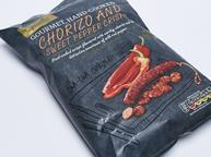 aldi chorizo crisps
