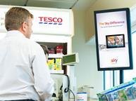 Tesco Business Man