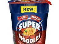 Batchelors Super Noodles pot BBQ beef variant
