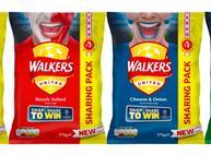 Walkers Uefa Champions League 2016/17 sharing bags