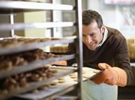 Bakery worker