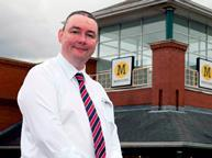 Paul Finch, Morrisons Cheadle Heath