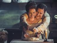 Warburtons 'Pride & Breadjudice' ad starring Peter Kay