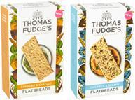 Thomas Fudge's flatbreads