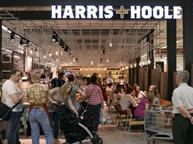 Harris + Hoole cafe Watford|