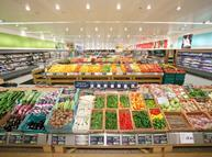 Morrisons produce fruit veg