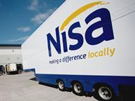 Nisa truck delivery